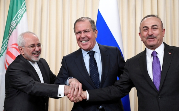 Иран, Россия и Турция проведут очередной тур женевских переговоров