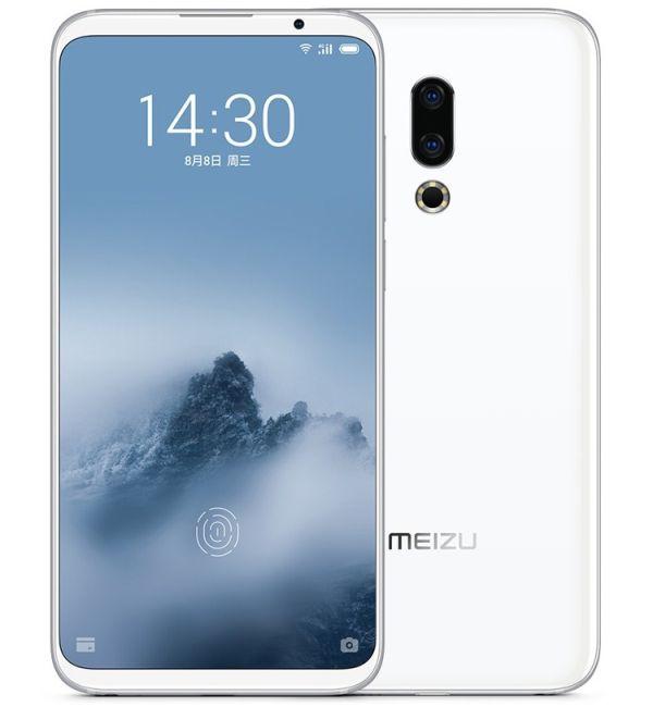 Смартфоны Meizu 16 и Meizu 16 Plus представлены официально