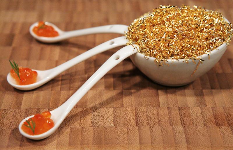 Съедобное золото:  12 самых дорогих продуктов в мире