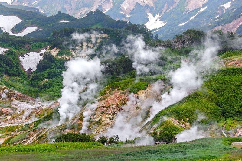 Долина Гейзеров, Кроноцкий заповедник Russia, travel, животные, камчатка, факты