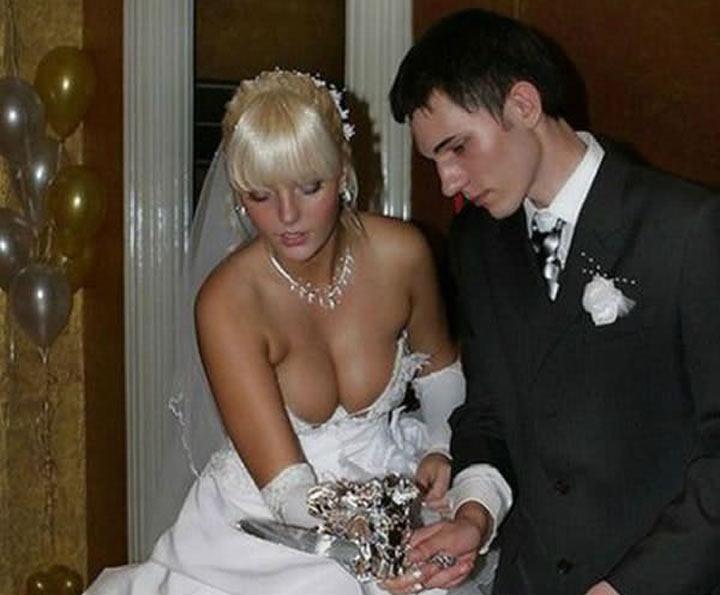 Невесту развели