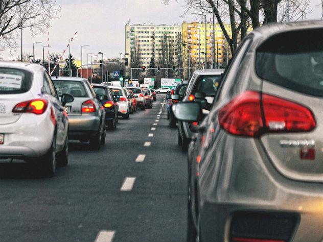 В центре Москвы хотят снизить максимальную скорость