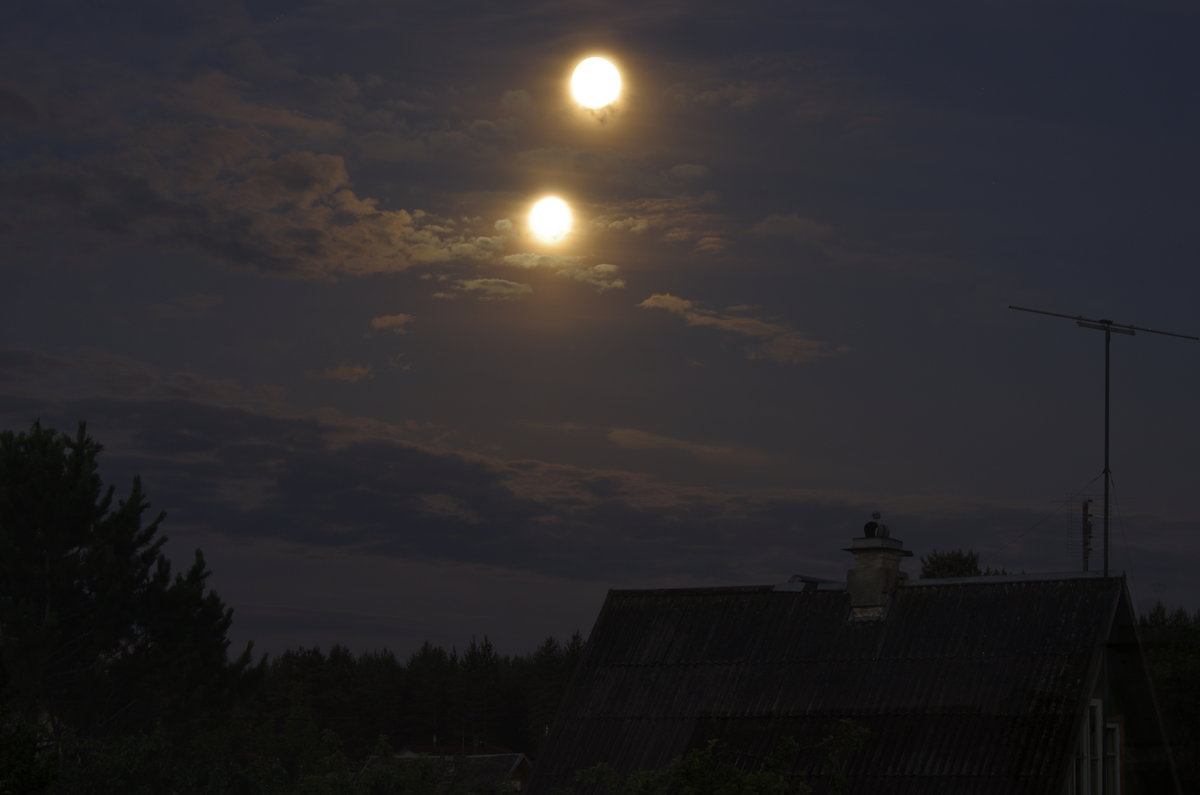 Китай запускает вторую Луну …