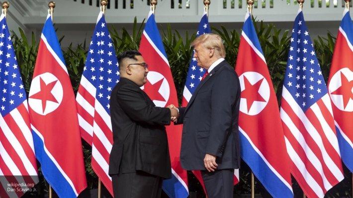 Трамп и Ким Чен Ын проведут вторую встречу