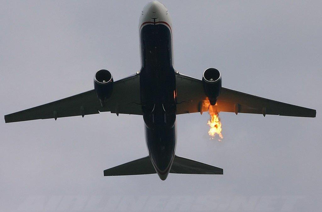 У Ан-148, который потерпел крушение, не мог отказать двигатель