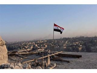 Анализ ситуации на юге Сирии