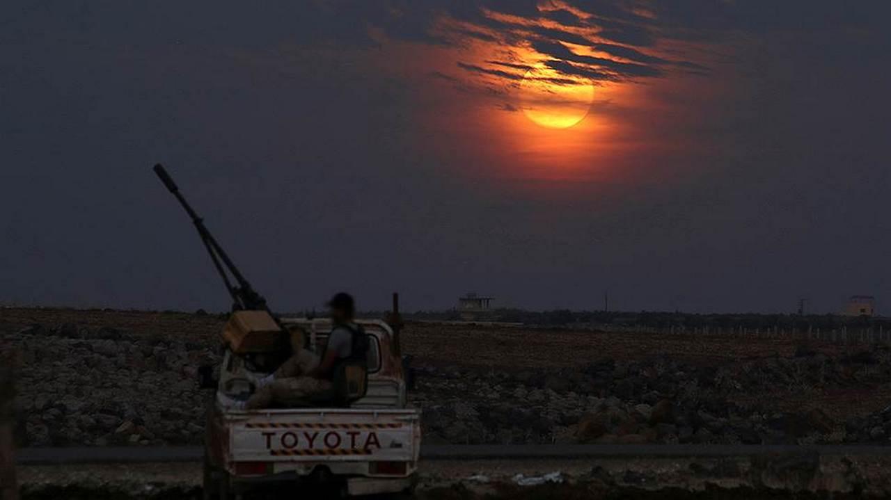 Закат террористической Гуты. Семён Пегов