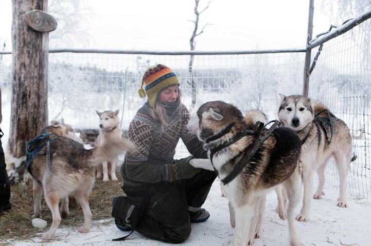 Любовь к Арктике. Как живёт отшельница вдали от цивилизации