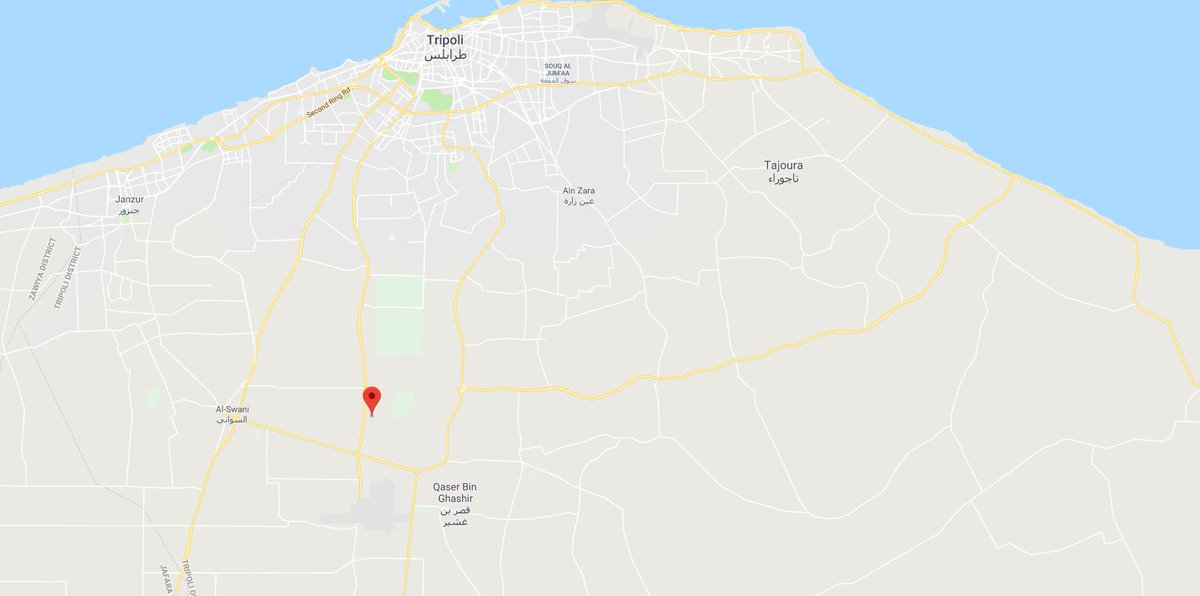 Сарадж заявил ,что его силы сбили истребитель Хафтара