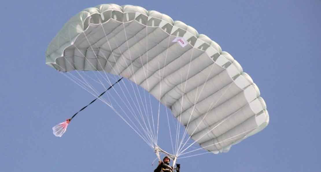 Российские парашюты впечатляют военных экспертов НАТО