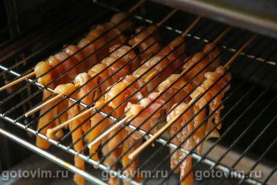 Куриные чипсы в домашних условиях, Шаг 07