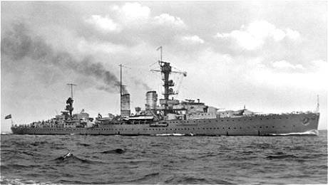 Боевые корабли. Крейсера. Полезнее многих воевавших вмф,история