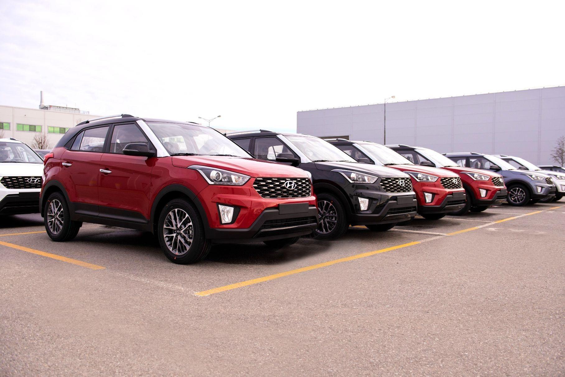 Персональные данные 1,3 млн российских клиентов Hyundai слили в Сеть Новости