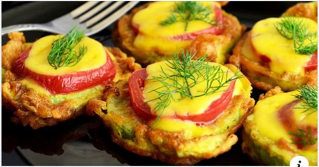 Если не хочется жарить кабачки, вы можете приготовить это потрясающее блюдо