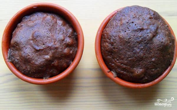 Кекс за 5 минут в духовке