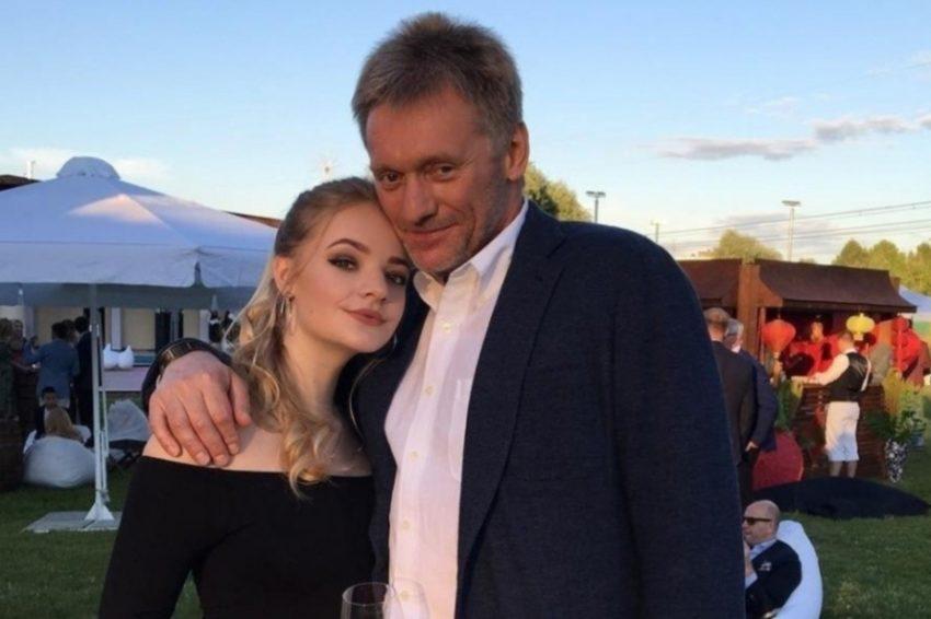 Дочь Пескова дает советы неимущей молодежи России куда лучше тратить деньги