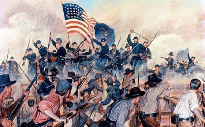 Американская гражданская война