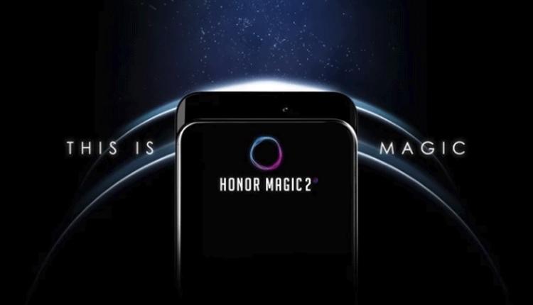 Полностью раскрыты характеристики смартфона-слайдера Honor Magic 2 новости