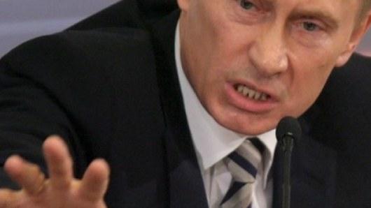 """""""Путин: Желающие испытать Россию должны помнить о нашей Победе """""""