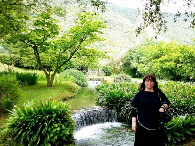 Сказочный Сад Нинфа (Giardini di Ninfa)