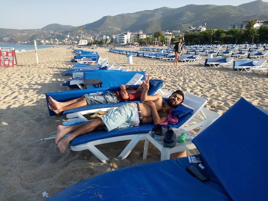 Пляжи в турции свежие фото