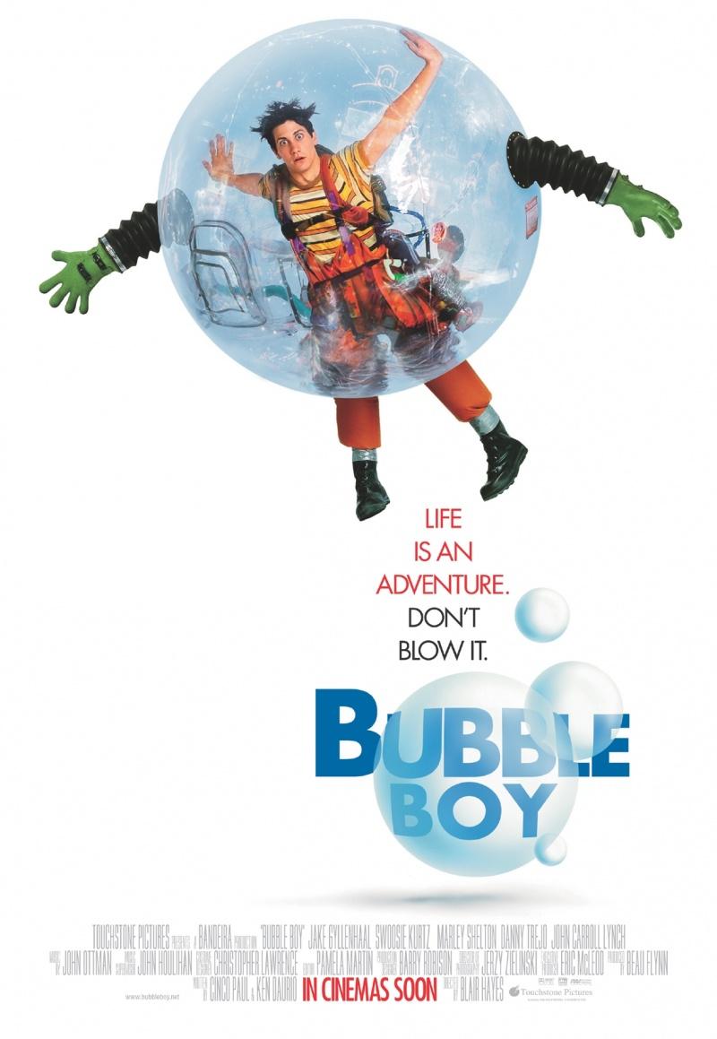 12 лет жизни в пузыре