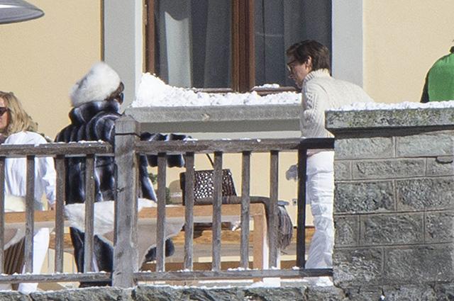 Леди Гага и Адам Драйвер на съемках фильма House Of Gucci в Италии: фото Кино