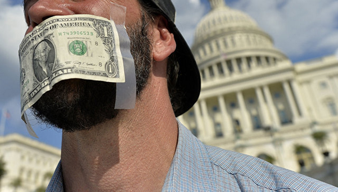 Возможная цена антироссийских санкций для США — триллион долларов
