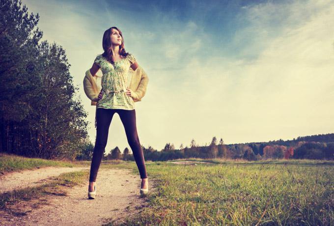 15 вещей, которые все задиры и бесстрашные альфа-женщины делают не так, как обычные