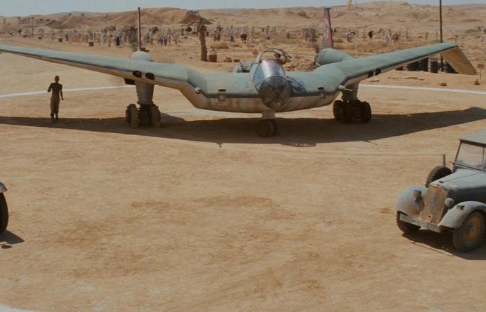Странный немецкий самолет из «Индианы Джонса»: то же это была за машина