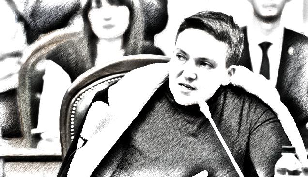 Комитет Рады признал законным представление генпрокурора на арест Савченко