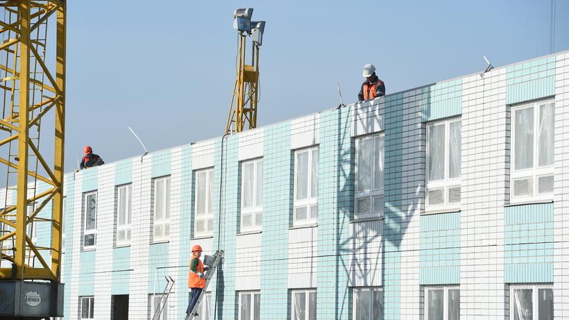 Инфекционная больница в новой Москве сможет работать свыше 50 лет