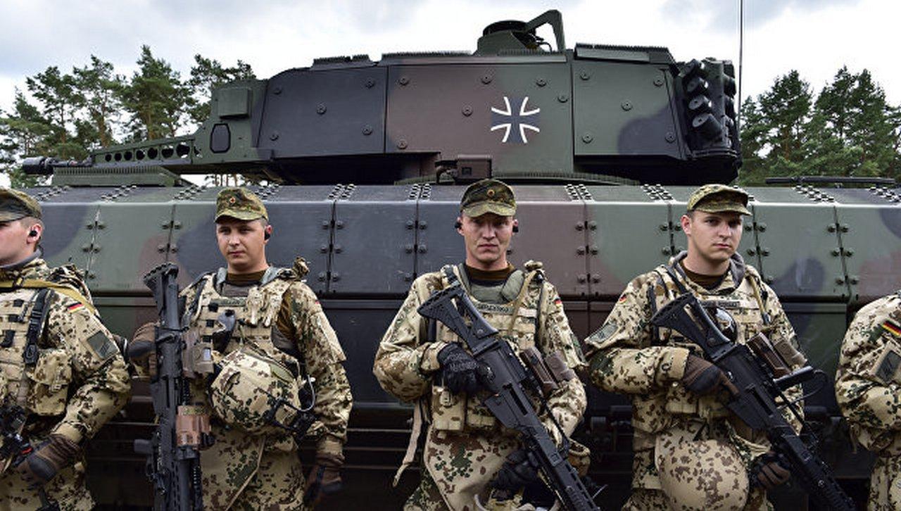 Германия сдерживает Россию?