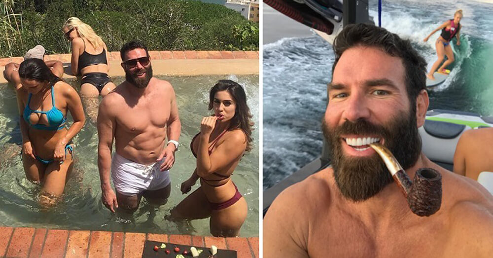 Красотка, которой удалось охомутать короля Instagram