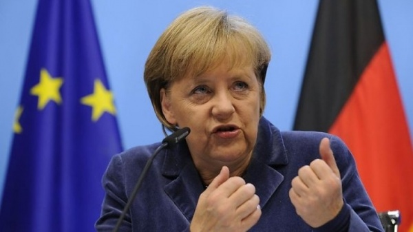 Меркель: Германия иЕС готовы ответить США попошлинам насталь иалюминий