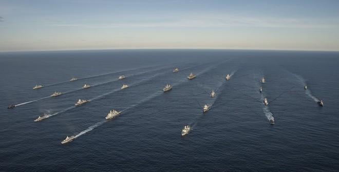 НАТО готовится освободить Чёрное море от «вмешательства РФ» новости,события