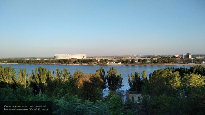 В Ростове местный житель утонул на глазах отдыхающих