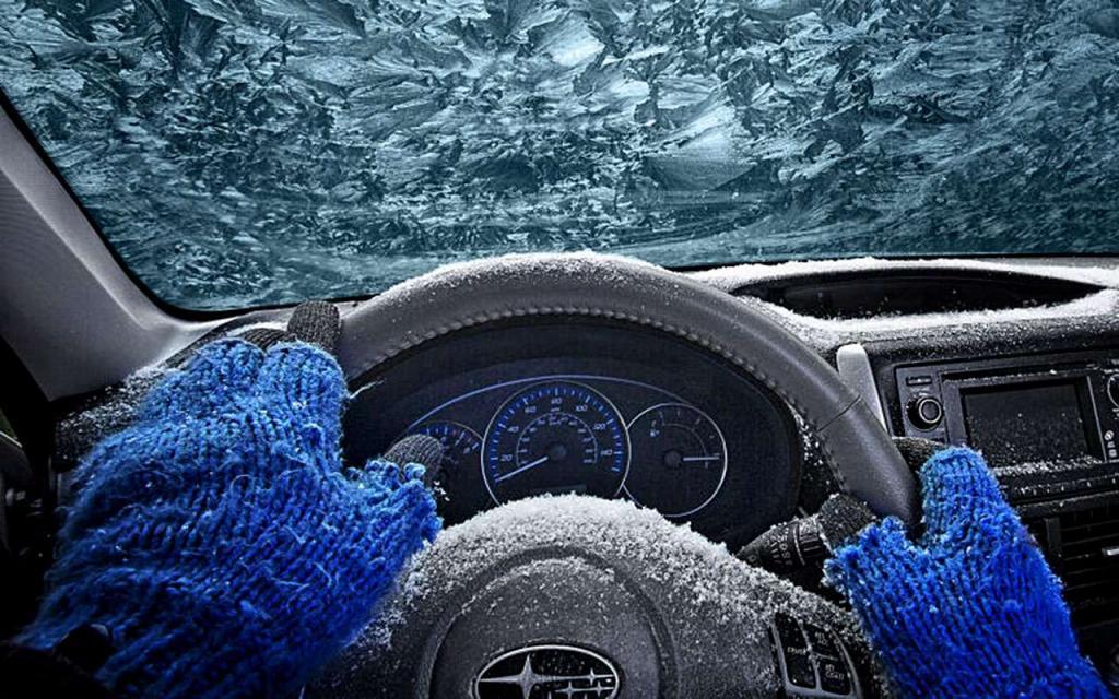 Как прогревание машины зимой…