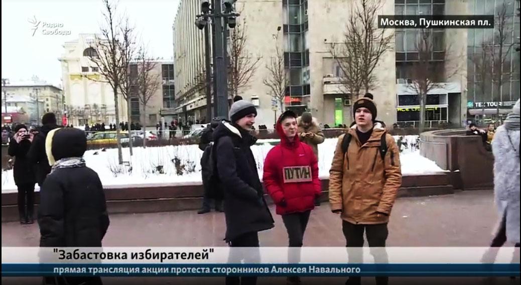 Кто хочет посмеяться с московских кастрюль?