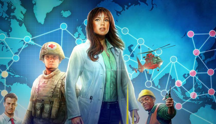 Пандемия: игра для Android и iOS, которая покажет как побороть коронавирус и пересидеть карантин