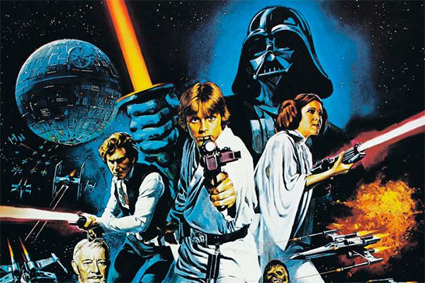 Выбрали лучший фильм из серии «Звездные войны»