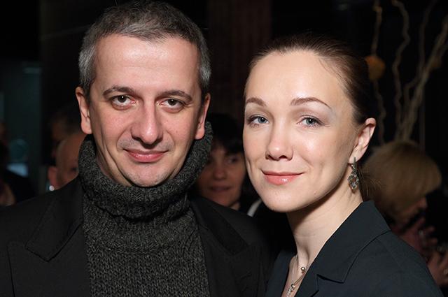 Дарья Мороз и Константин Бог…