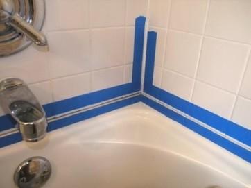 Как избавиться от плесени в ванной на швах