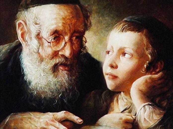 Главное у настоящего еврея — принципы! В них вся соль!