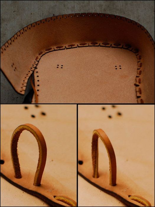 f4d93ccdc3a4 Как сшить сумку из натуральной кожи. Фото мастер-класс и шаблон