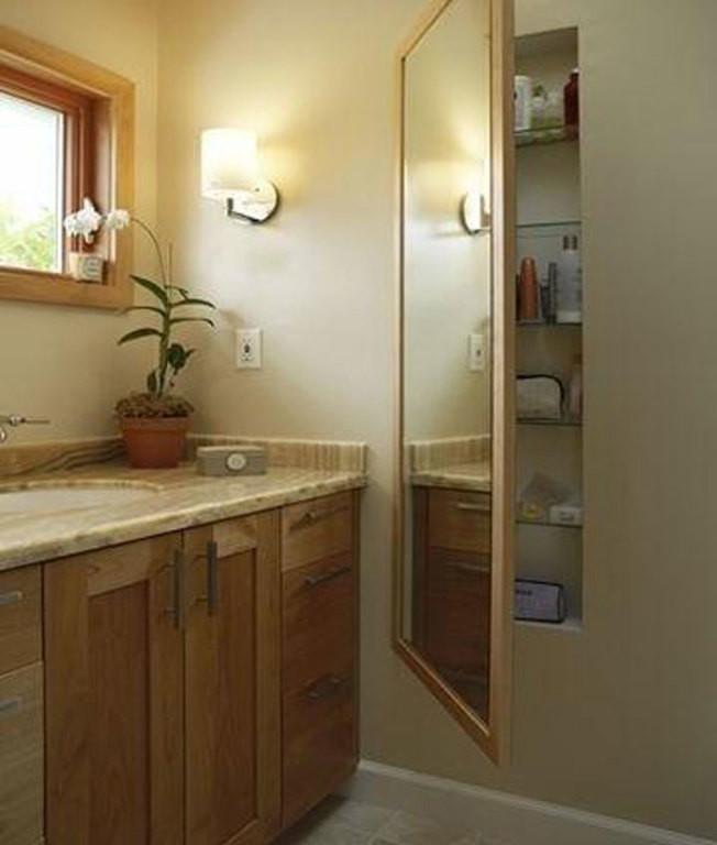 40 фото. зеркало в ванной комнате: гармония со стилями- ihou.