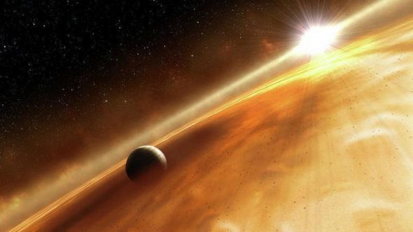 Странности пяти реальных планет, до которых не додумалась фантастика(8 фото)
