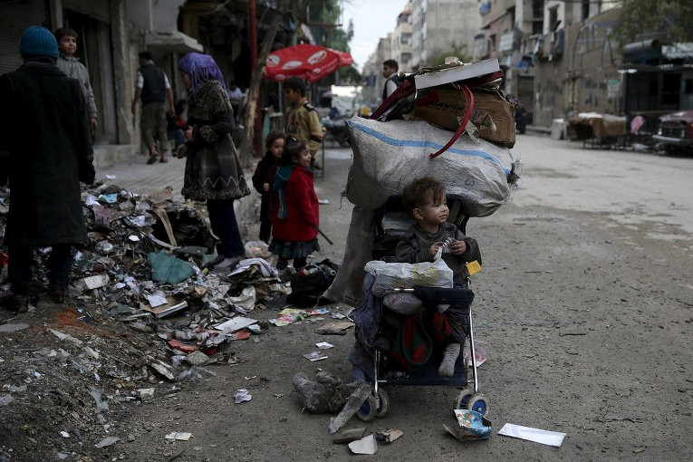 О ситуации в Сирии — Центр попримирению сторон в САР