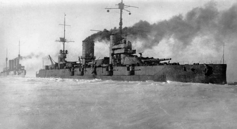 Как от немцев спасли Балтфлот