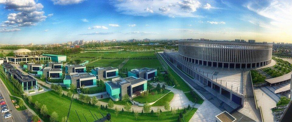 Краснодар официально признали 16-м городом-милионником